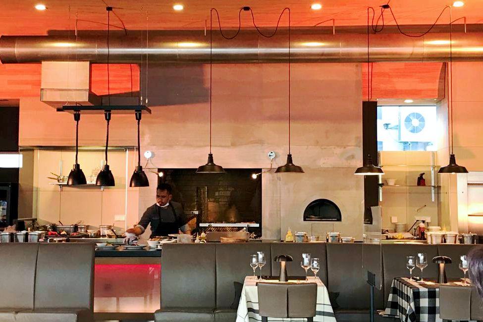 Modernes Restaurant im oberbayerischen Bad Aibling